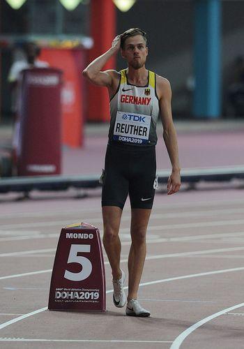 Luke Campbell sammelt im Hürden-Halbfinale Erfahrung - Marc Reuther im 800-Meter-Vorlauf chancenlos